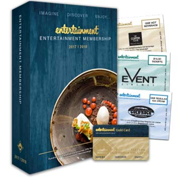The Sydney and Sydney North Entertainment Book or Digital Membership is selling for $70 and a portion of the proceeds from the sale of the Entertainment™ Books and Digital Memberships will help fund Christian Missions outreach in 15 locations in Indonesia throughout Sumatera, Java, Kalimantan and Papua as well as youth and community outreach work in Australia.